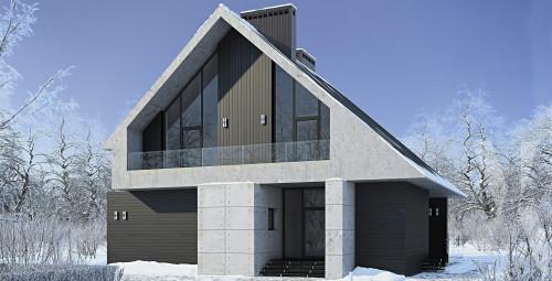 Типовой проект жилого дома 5-198