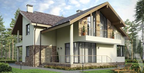 Типовой проект жилого дома 5-219