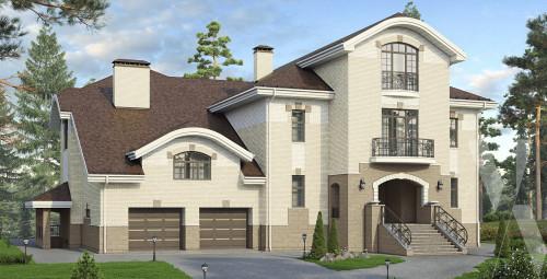 Типовой проект жилого дома 5-228