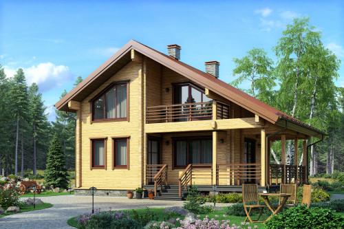 Типовой проект дома 5-274