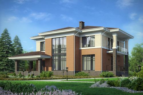 Типовой проект дома 5-279