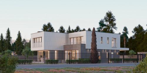 Типовой проект дома 5-280