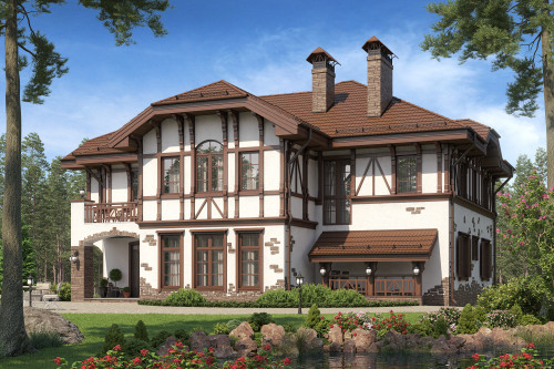 Типовой проект дома 5-295