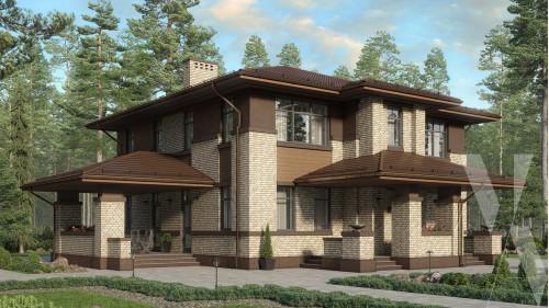 Типовой проект дома 5-335