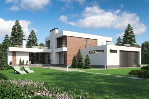 Типовой проект дома 5-347