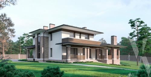 Типовой проект жилого дома 5-401