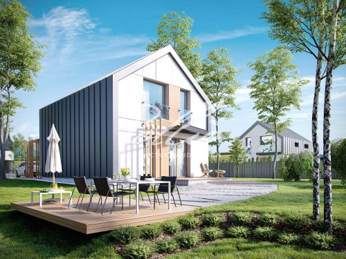 Типовой проект жилого дома P1