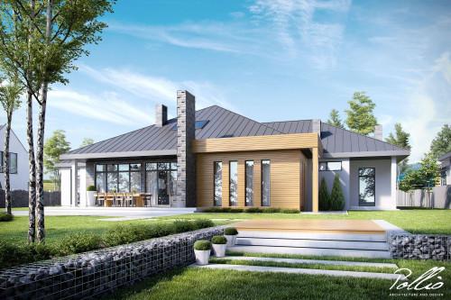 Типовой проект жилого дома x12