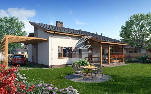 Типовой проект жилого дома x15