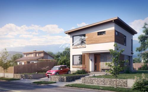 Типовой проект жилого дома x19