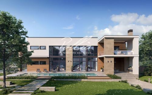 Типовой проект жилого дома X23