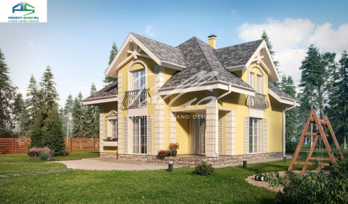 Типовой проект жилого дома X2A