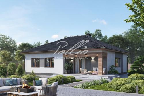 Типовой проект жилого дома X36