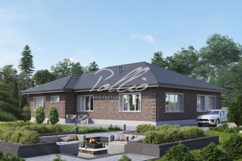 Типовой проект жилого дома X37