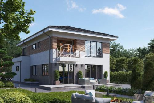 Типовой проект жилого дома X38