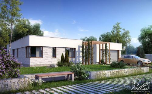 Типовой проект жилого дома x7
