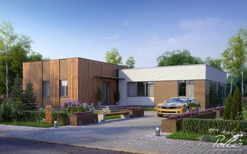 Типовой проект жилого дома x9