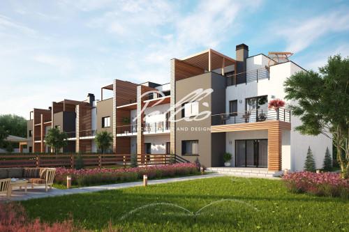 Типовой проект жилого дома Xb2
