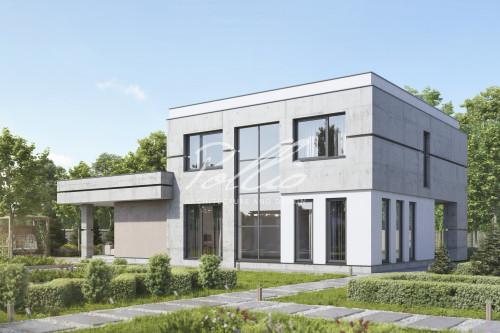 Типовой проект жилого дома X27