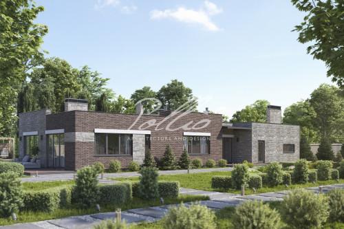 Типовой проект жилого дома X28