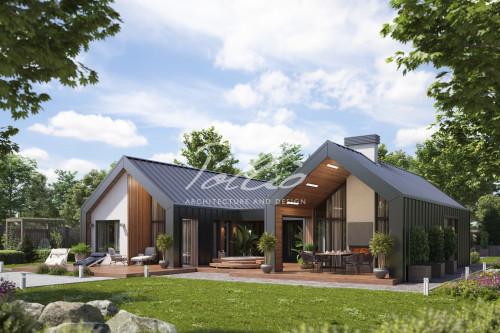 Типовой проект жилого дома X35