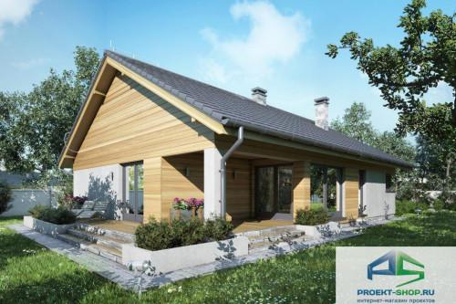 Проект жилого дома D10