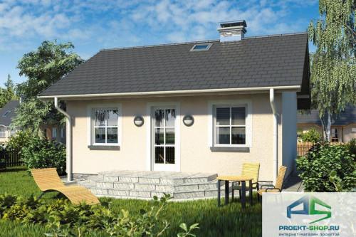 Проект жилого дома D13