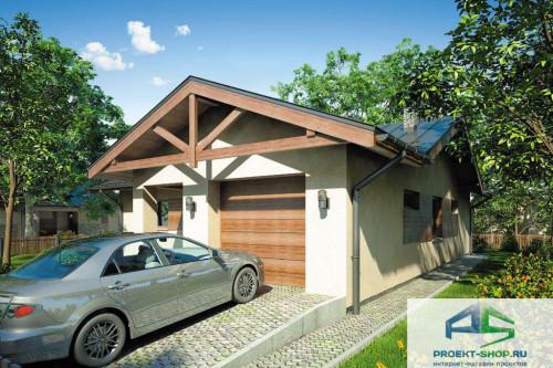 Проект жилого дома D17
