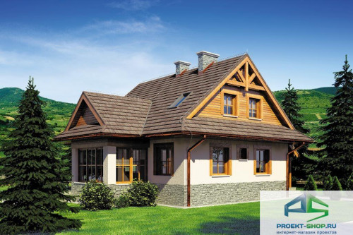 Проект жилого дома D18