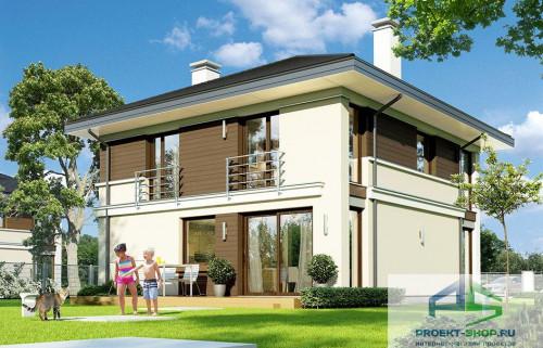 Проект жилого дома D19