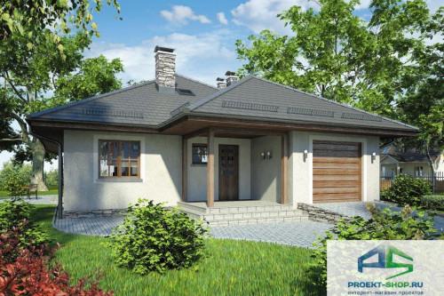 Проект жилого дома D2