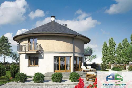 Проект жилого дома D20