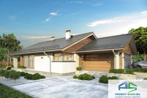 Проект жилого дома D21