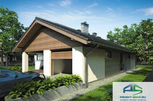 Проект жилого дома D22