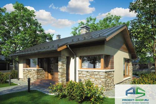 Проект жилого дома D24