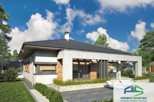 Проект жилого дома D25