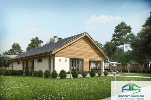 Проект жилого дома D26