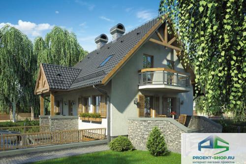 Проект жилого дома D27