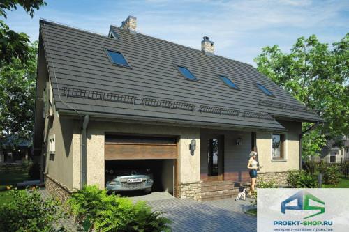 Проект жилого дома D29
