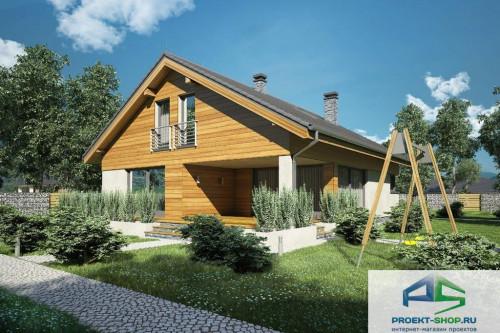 Проект жилого дома D32