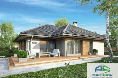 Проект жилого дома D33