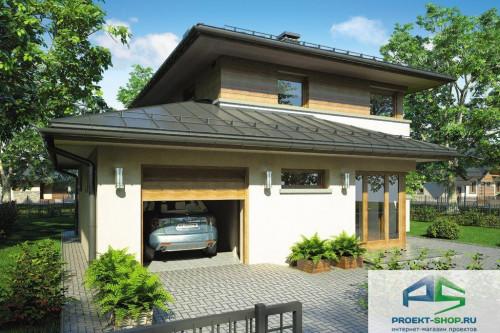 Проект жилого дома D34