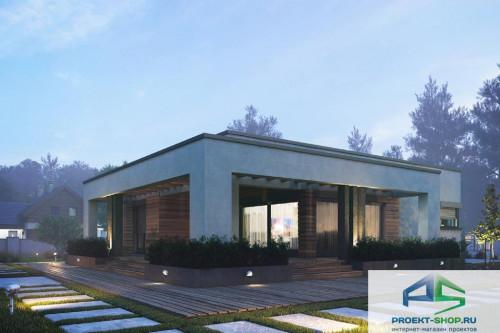 Проект жилого дома D35