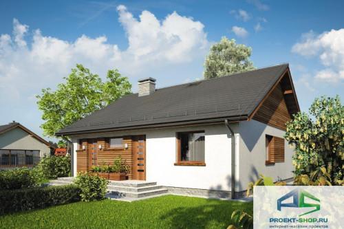 Проект жилого дома D36
