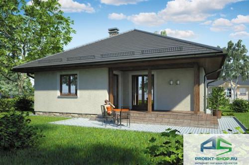 Проект жилого дома D39
