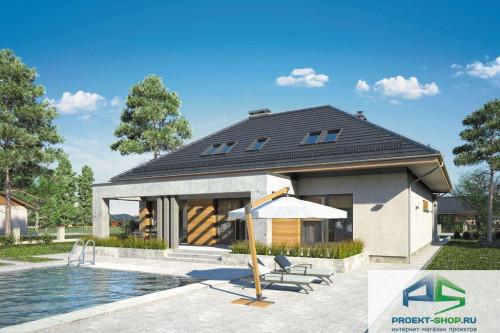 Проект жилого дома D4