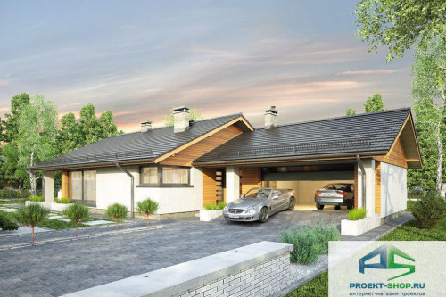 Проект жилого дома D5
