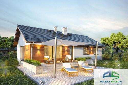 Проект жилого дома D6