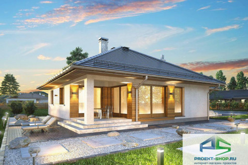 Проект жилого дома D9