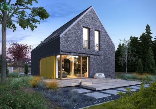 Типовой проект жилого дома 3-04